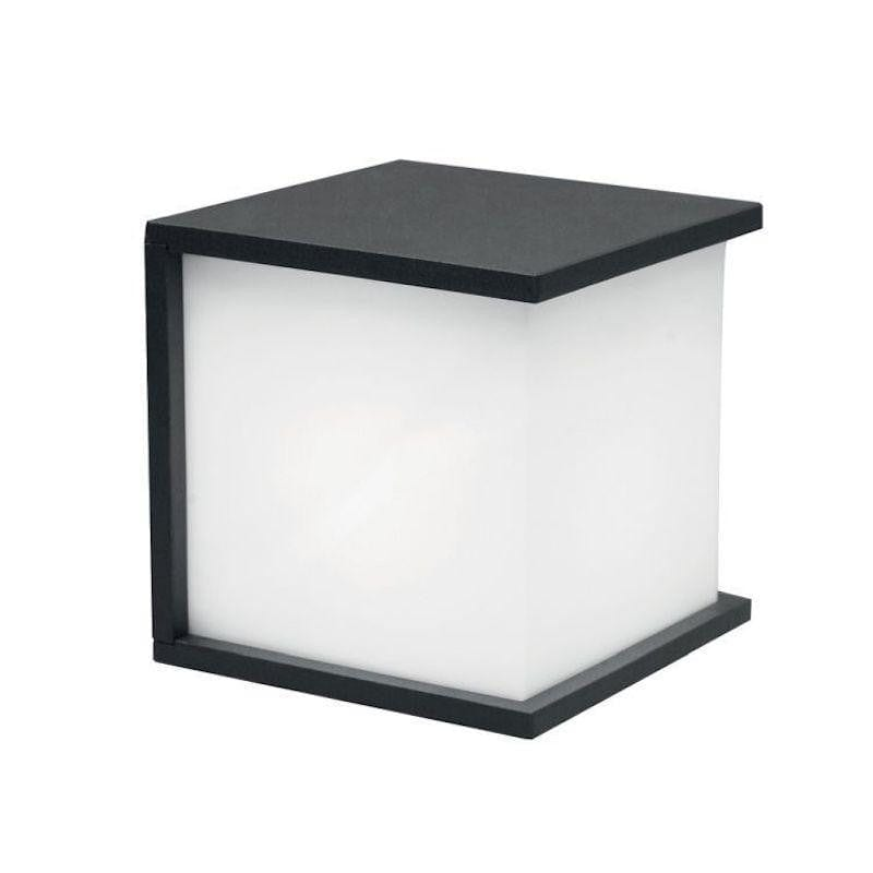 Elstead Torsten Square Outdoor Wall Light by Elstead Outdoor Lighting