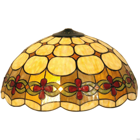 Tiffany Replacement Table Lamp Shades & Bases - Atlantic Large Tiffany Replacement Shade