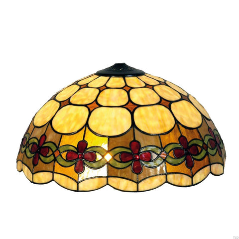 Tiffany Replacement Table Lamp Shades & Bases - Atlantic Medium Tiffany Replacement Table Lamp Shade