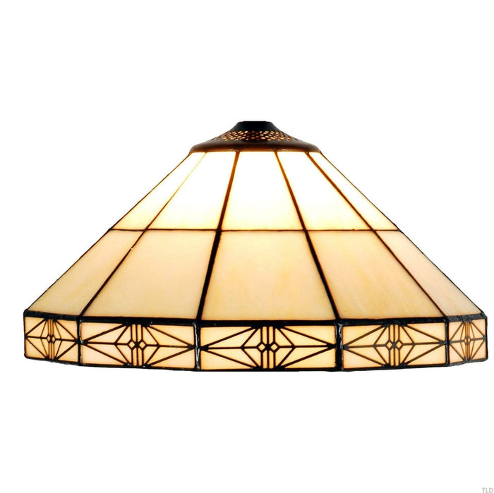 Dorchester Medium Tiffany Replacement Table Lamp Shade