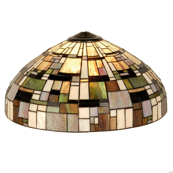 Tiffany Replacement Table Lamp Shades & Bases - Falling Water Tiffany Replacement Table Lamp Shade