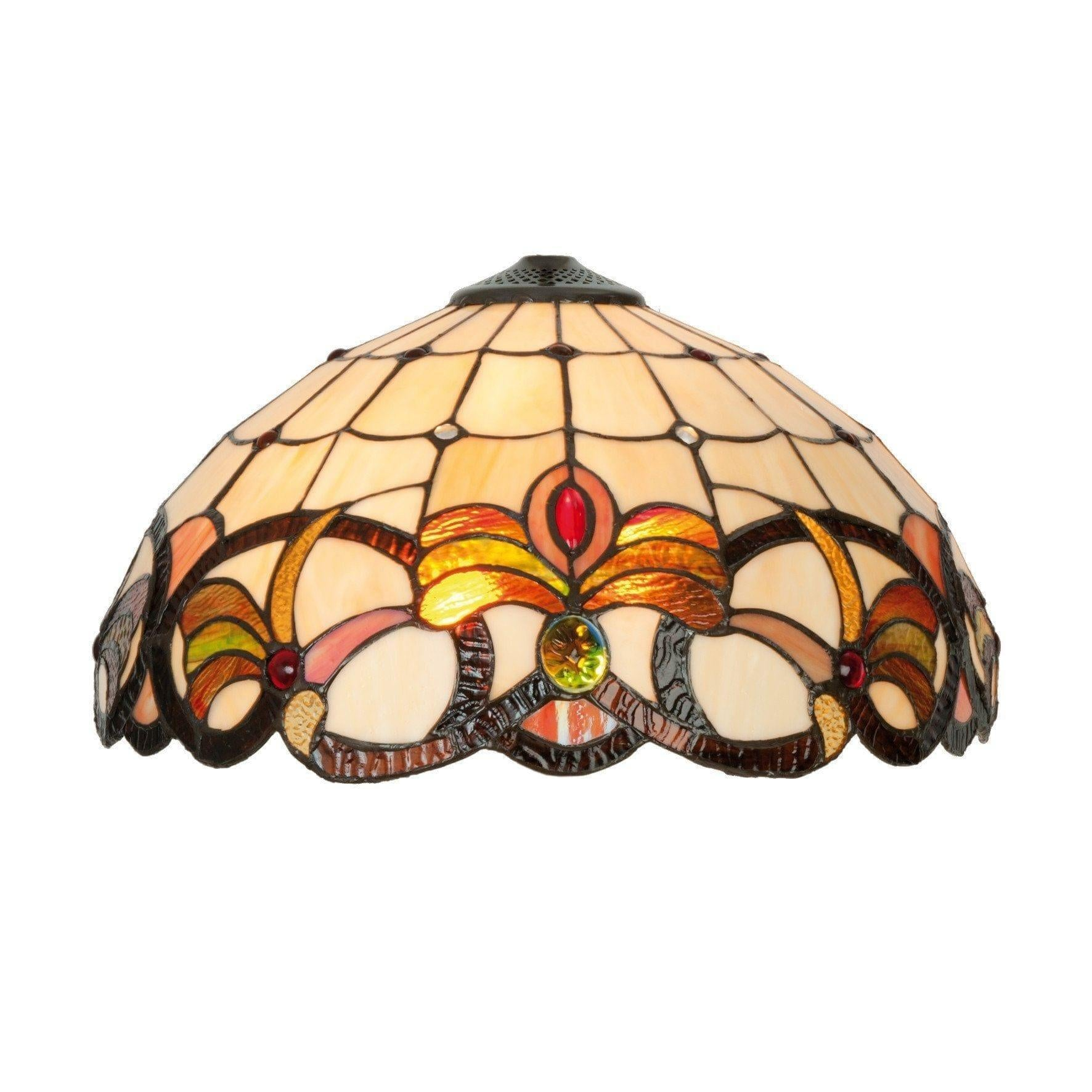Tiffany Replacement Table Lamp Shades & Bases - Ipswich Tiffany Replacement Table Lamp Shade