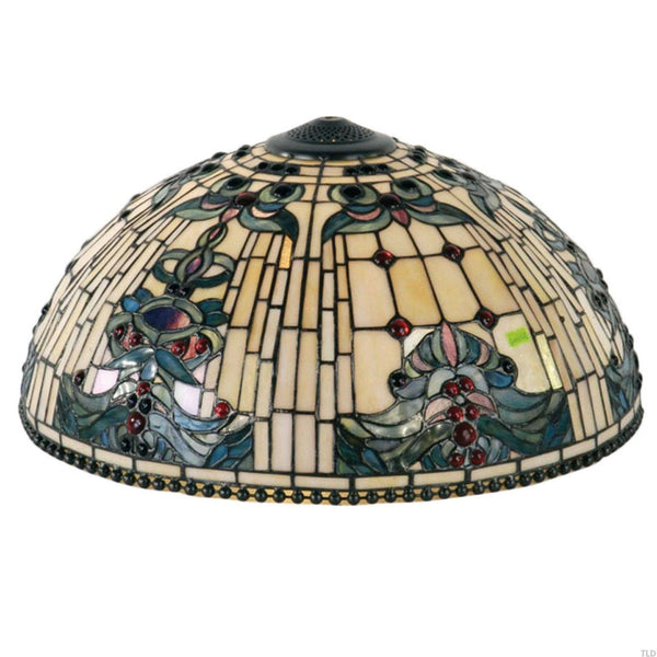 Tiffany Replacement Table Lamp Shades & Bases - Regency Large Tiffany Replacement Table Lamp Shade