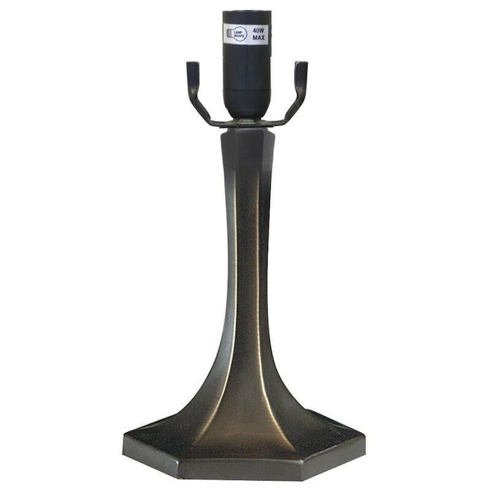 Tiffany Table Lamp Base By Interiors 1900 DB575S