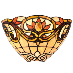 Tiffany Wall Lights - Aintree Tiffany Wall Light 5LL-5778