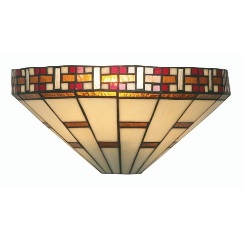 Tiffany Lighting Direct - Tiffany Art Deco Wall Lights