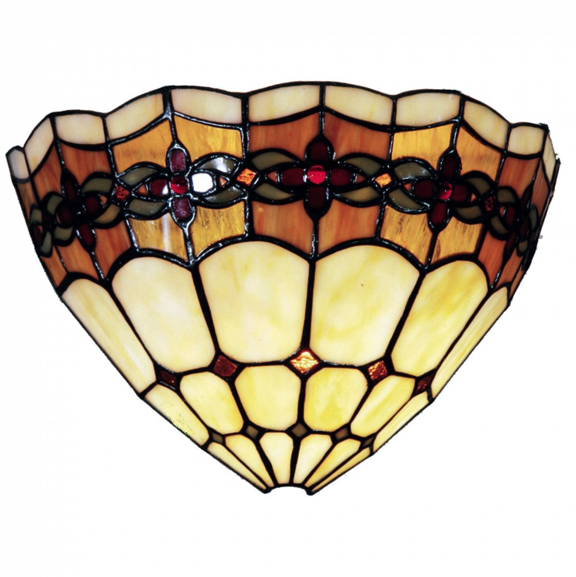 Tiffany Wall Lights - Atlantic Tiffany Wall Light