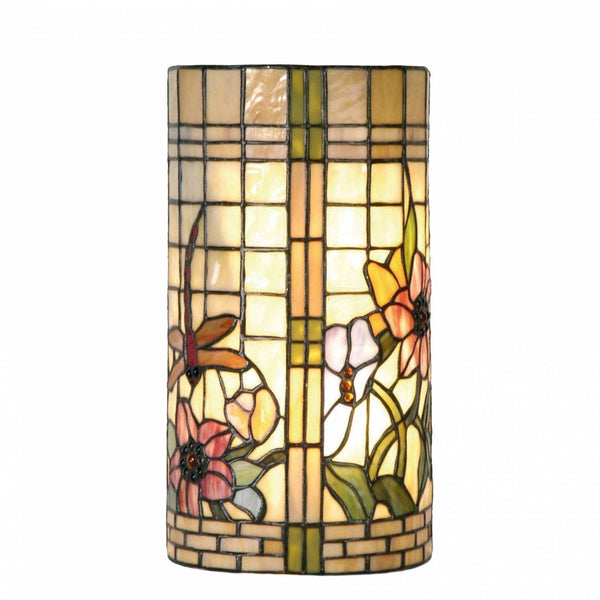 Tiffany Wall Lights - Pavot Tiffany Wall Light