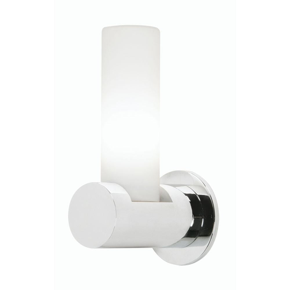 Traditional Bathroom Lights - Afia Chrome Finish Wall Light 483/1 CH