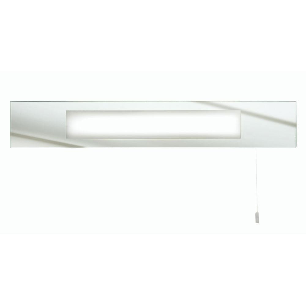 Traditional Bathroom Lights - Shaverlight Chrome Finish Wall Light 8200 CH