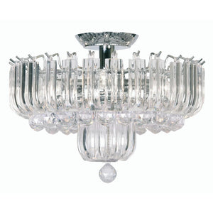 Traditional Ceiling Pendant Lights - Acrylic 3 Light Pendant Ceiling Light 103/3