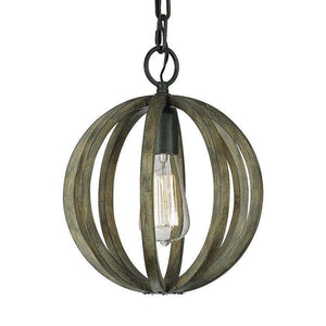 Traditional Ceiling Pendant Lights - Feiss Allier Mini Pendant Ceiling Light FE/ALLIER/P WW
