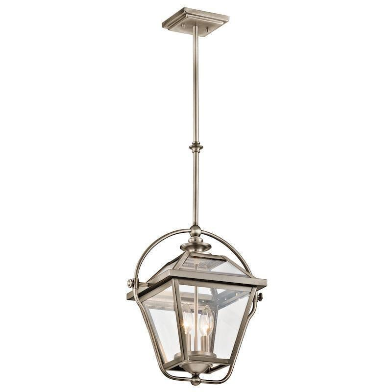 Traditional Ceiling Pendant Lights - Kichler Ryegate 2lt Pendant Ceiling Light KL/RYEGATE/S AP