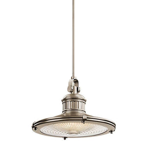 Traditional Ceiling Pendant Lights - Kichler Sayre Large Pendant Ceiling Light KL/SAYRE/P/L AP