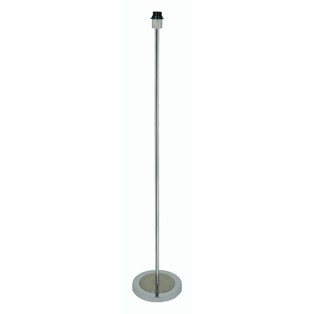 Traditional Floor Lamps - Traditional Chrome Finish Floor Lamp FS 67 CH