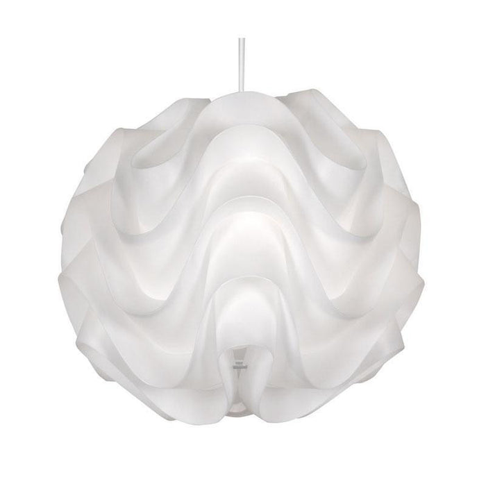 Akari White Non Electric Pendant Ceiling Light 430 WH