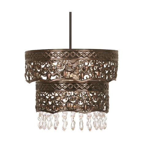 Traditional Non Electric Pendant - Luce Non Electric Pendant Ceiling Light 343 AO