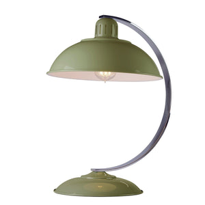 Traditional Table Lamps - Elstead Franklin Green Desk Lamp FRANKLIN GREEN