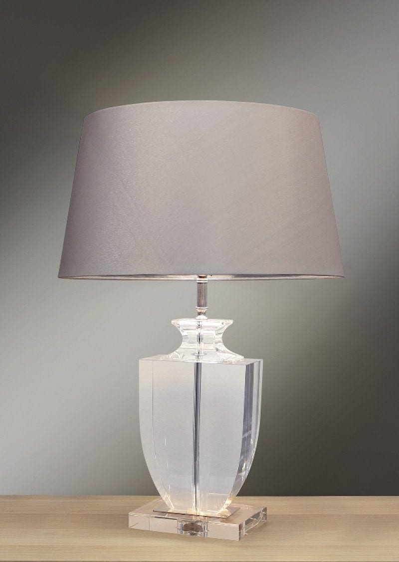 Traditional Table Lamps - Elstead Liona Table Lamp LUI/LIONA & LUI/LS1019