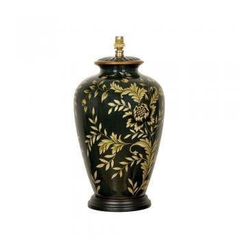 Traditional Table Lamps - Okul Large Oriental Table Lamp TL 7946