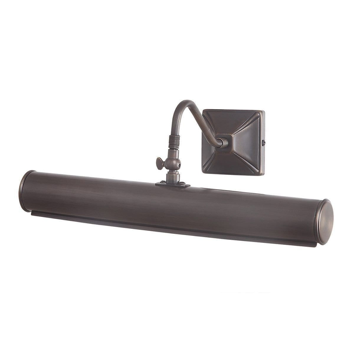 Traditional Wall Lights - Elstead Picture Lights Medium Picture Light PL1/20 DB
