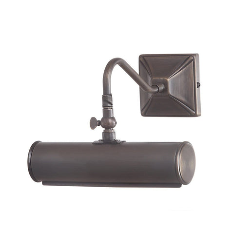 Traditional Wall Lights - Elstead Picture Lights Small Picture Light PL1/10 DB