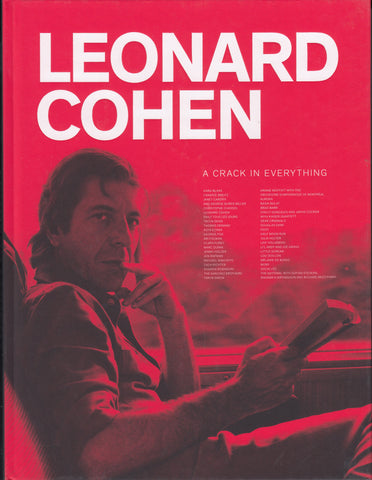 A CRACK IN EVERYTHING   Leonard Cohen