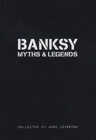 BANKSY - MYTHS & LEGENDS