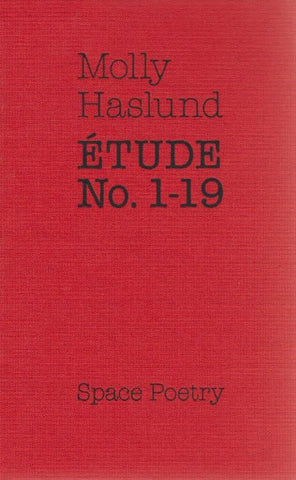 Molly Haslund - Étude No. 1-19