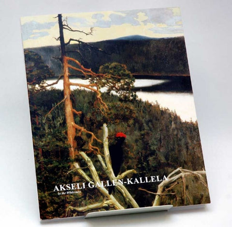AKSELI GALLEN-KALLELA: IN THE WILDERNESS