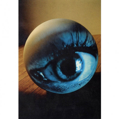 Tony Oursler - Eyes