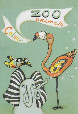 Colour Zoo Animals