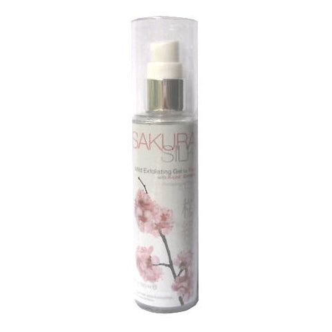 Sakura Silk Mild Exfoliating Gel for Feet