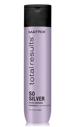 Matrix Total Results Color Obsessed So Silver Toning Shampoo