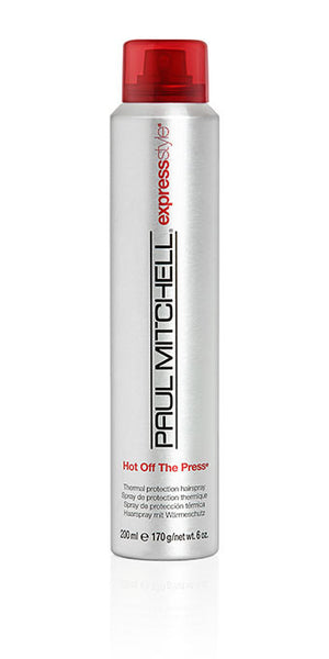 HOT OFF THE PRESS® THERMAL PROTECTION HAIRSPRAY