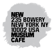 New Museum Cafe
