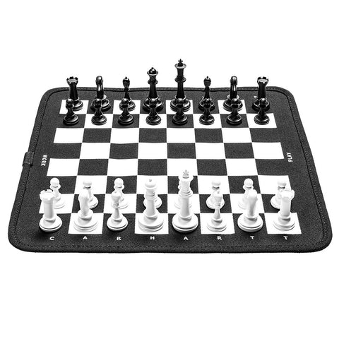CARHARTT // PORTABLE CHESS SET