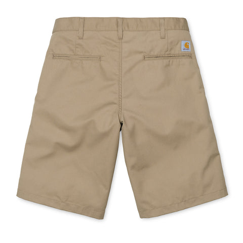 CARHARTT // PRESENTER SHORT LEATHER