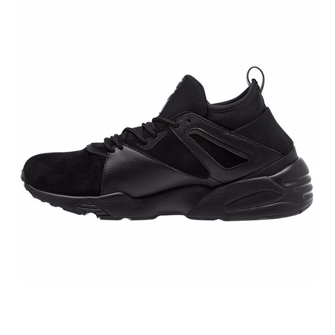 PUMA // TRINOMIC BLAZE OF GLORY SOCK CORE TRAINERS BLACK