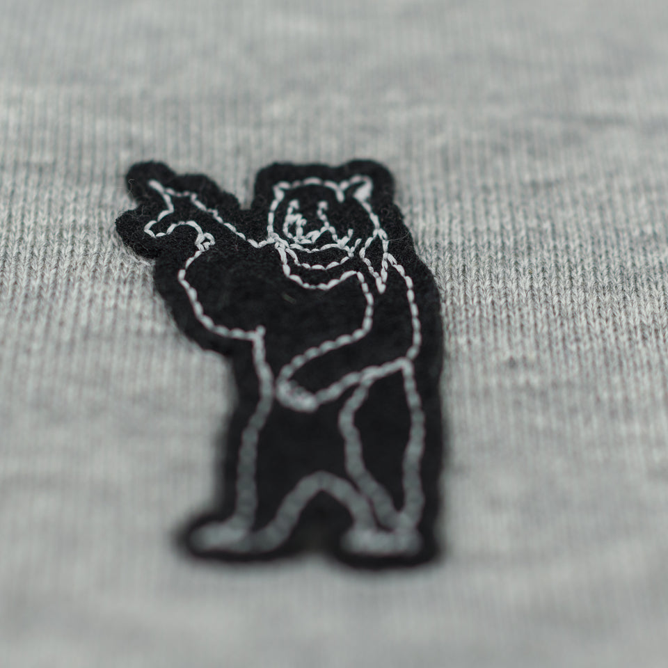 Billy The Bear - Grey Sweatshirt