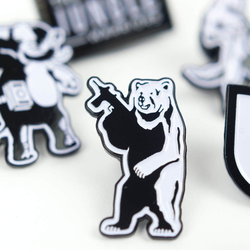 Billy The Bear - Pin