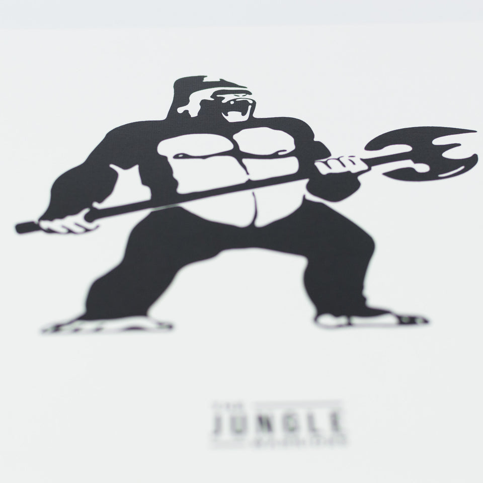George The Gorilla - Poster