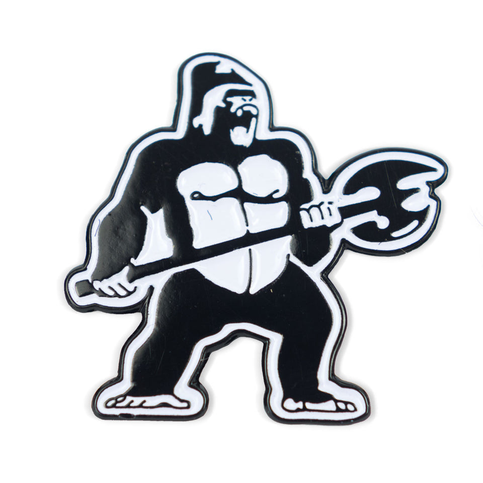 George The Gorilla - Pin
