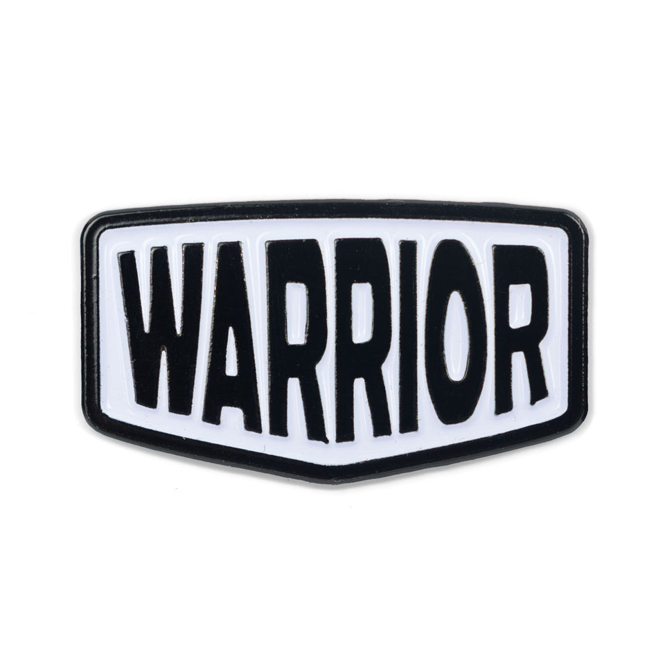 Warrior Pin