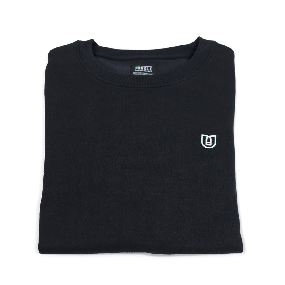 TJW Logo - Black Sweatshirt