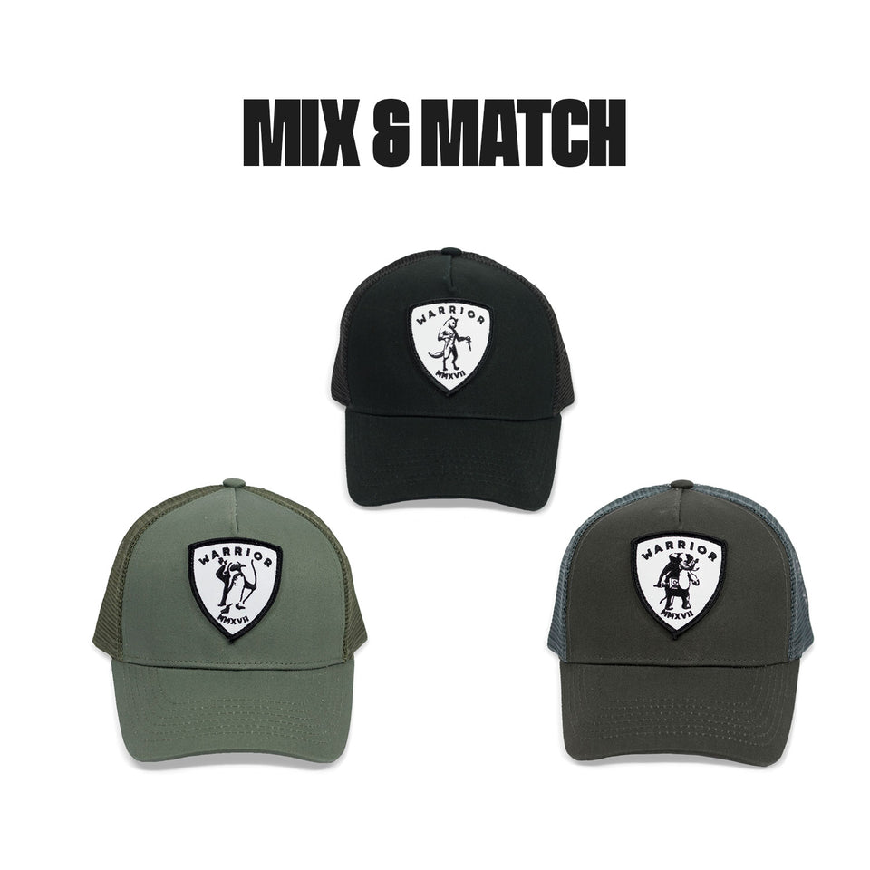 Trucker Cap Pack - Mix & Match