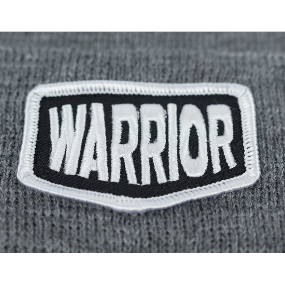 Warriors - Grey Beanie