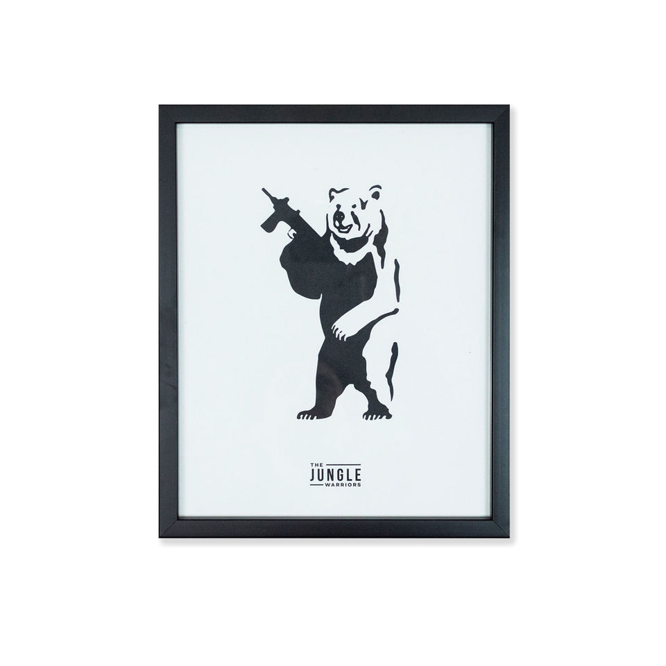 Billy The Bear - Frame