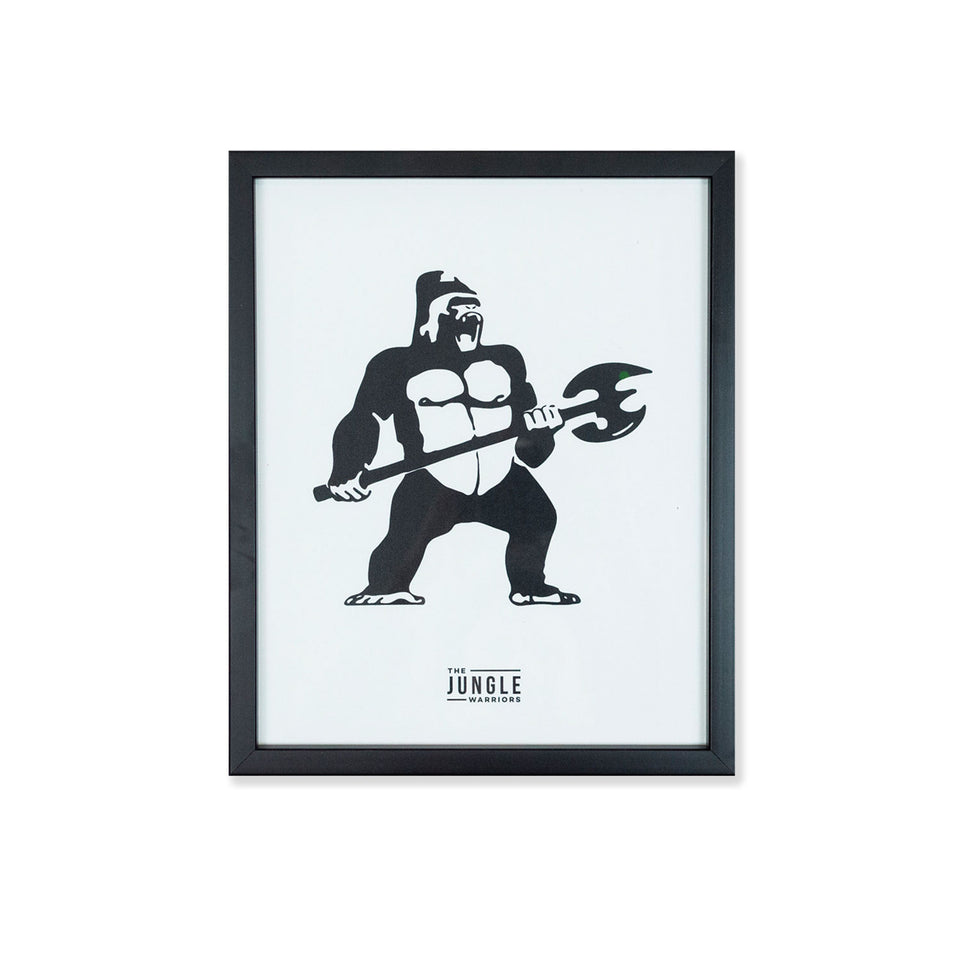 George The Gorilla - Frame