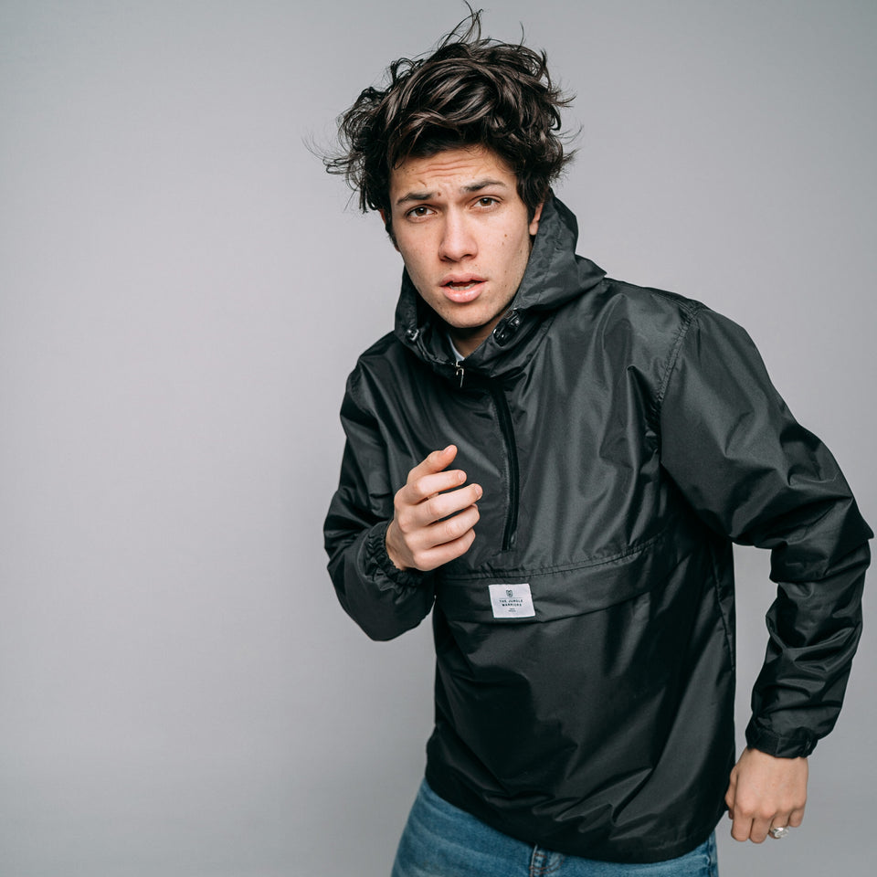 Jacket - Windbreaker and Water Repellent